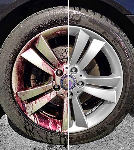 Sonax (230200-755) Wheel Cleaner FullEffect - 16.9 fl. oz.,Silver