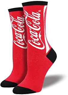 Calcetines Coca-Cola para mujer