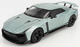 GT-SPIRIT 1/18 GTR R50 COUPE 2021 GREEN MET GT284