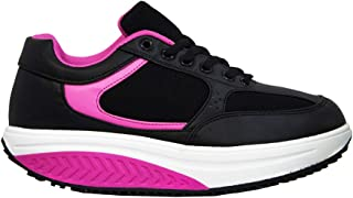 Zapatos adelgazantes para Mujer, masajeantes y basculantes para Caminar