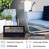 Zoom IMG-2 bobin sveglia con lcd trasparente