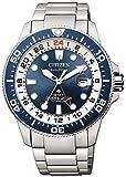 Citizen Promaster Diver 200 mt eco drive GMT BJ7111-86L Orologio da polso...