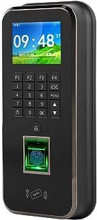 6,1 cm (2,4 inç) TFT parmak izi kayıt cihazı, akıllı biyometrik parmak izi şifresi, parmak izi ve çalışanların varlığı için