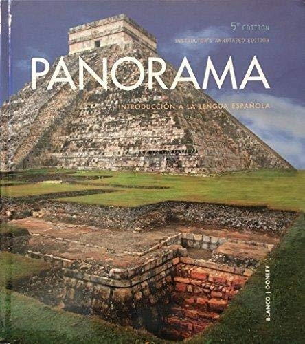 Panorama 5e Student Edition