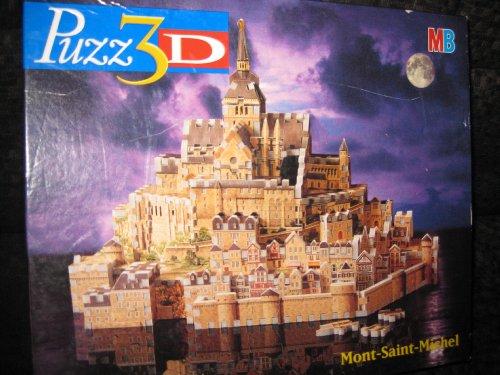 Puzz3D Mont-Saint-Michel