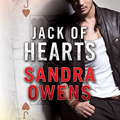 Jack of Hearts     Aces & Eights, Book 1              By:                                                                                                                                 Sandra Owens                               Narrated by:                                                                                                                                 Amy McFadden,                                                                                        Sebastian York                      Length: 8 hrs and 44 mins     14 ratings     Overall 4.4