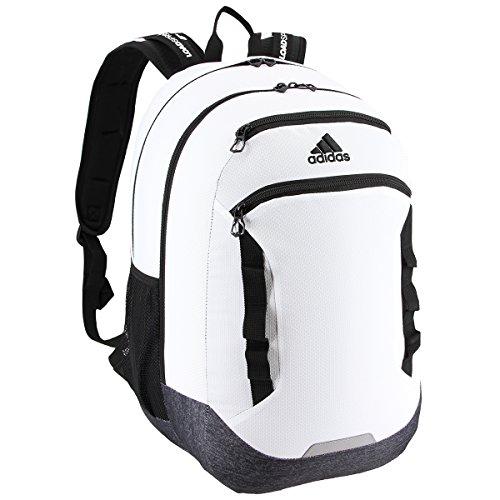adidas Excel III Mochila, Unisex, Neo White/Black Jersey/Black, Talla única