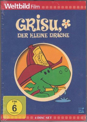 Grisu, der kleine Drache