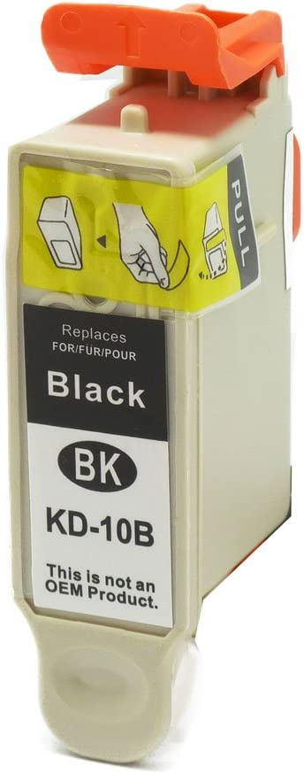 Monoprice 110435 MPI Compatible Kodak 10BK Inkjet - Black