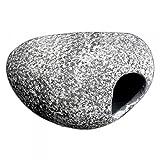 Fenteer 6 Piezas Acuario Pecera Vivarium Piedra Decorativa De Roca Con Un Solo Agujero, Mascotas Peces Cíclidos Cueva Escondite Piedra Escondites