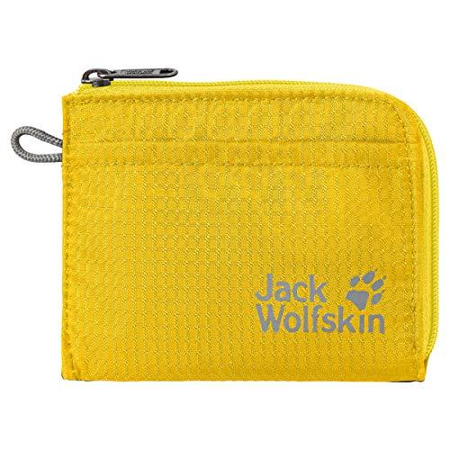 Jack Wolfskin Unisex– Erwachsene Kariba Air Geldbörse, Dark Sulphur, One Size