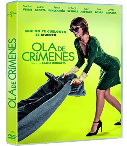 Wave of Crimes (2018) ( Ola de crímenes )