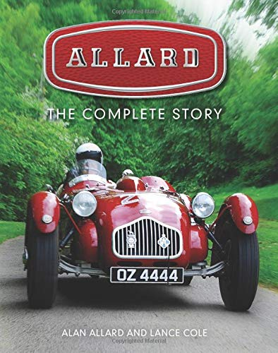 Allard, A: Allard: The Complete Story