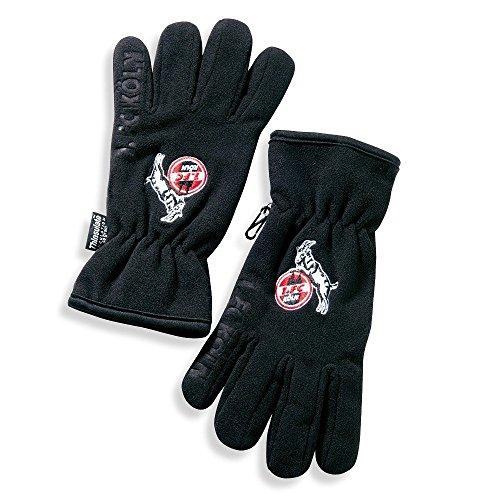 Thinsulate Fleecehandschuhe Handschuhe Gr. L 1. FC Köln