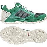 adidas Kanadia 7 TR GTX W - Zapatillas de Senderismo para Mujer, Verde - (VERBAS/Blatiz/VERSEN) 36 2/3