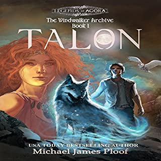 Talon cover art