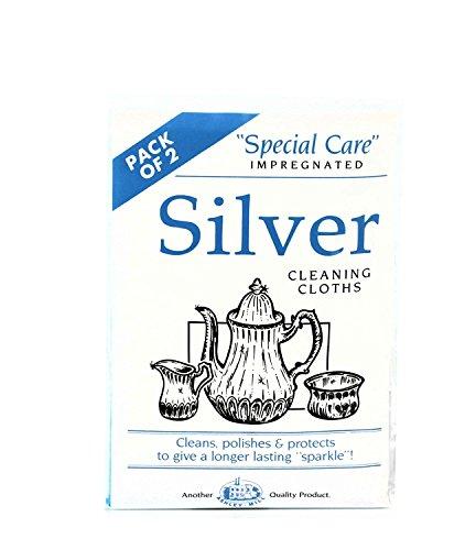 limpio paños pulimento significa esmalte plata para detergente mantener la joyería de Paños limpiar paño tela 2 x limpieza pulido