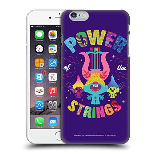 Head Case Designs Licenza Ufficiale Trolls World Tour Legami Potenti Arte Chiave Cover Dura per Parte Posteriore Compatibile con Apple iPhone 6 Plus/iPhone 6s Plus