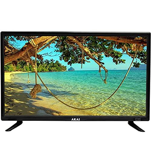 AKAI 60 cms (24 Inches) HD Ready LED TV AKLT24N-D53W (Black)