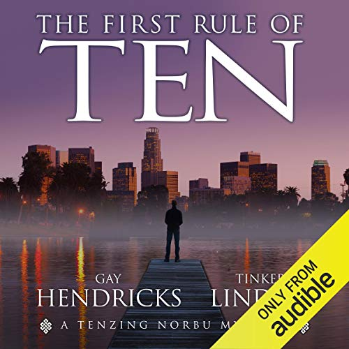 The First Rule of Ten audiobook cover art