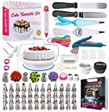 Cake Decorating Supplies Kit 2020 Newest 206 PCS Baking Set for Beginners