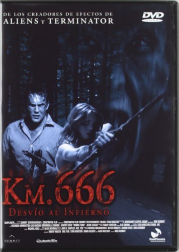 Km. 666 (Import Movie) (European Format - Zone 2) (2004) Desmond Harrington; Emmanuelle Chriqui; Kevin Zege