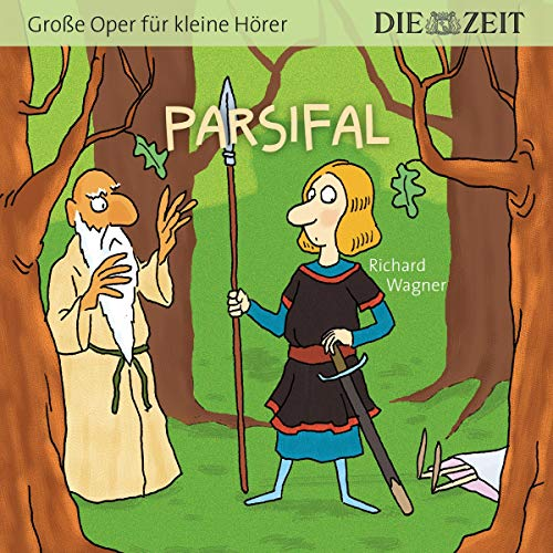 Parsifal audiobook cover art