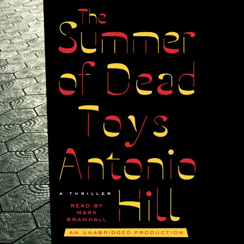 The Summer of Dead Toys audiobook cover art