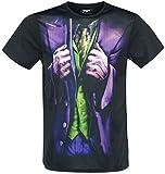 Batman Trick Costume Joker T- T-Shirt, Multicolore (Sublimation), XX-Large (Taille...