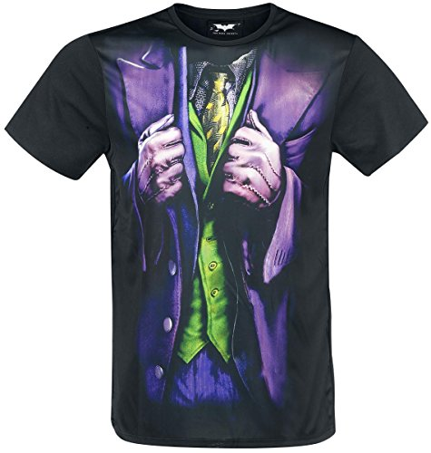 Batman Trick kostuum Joker T-shirt heren
