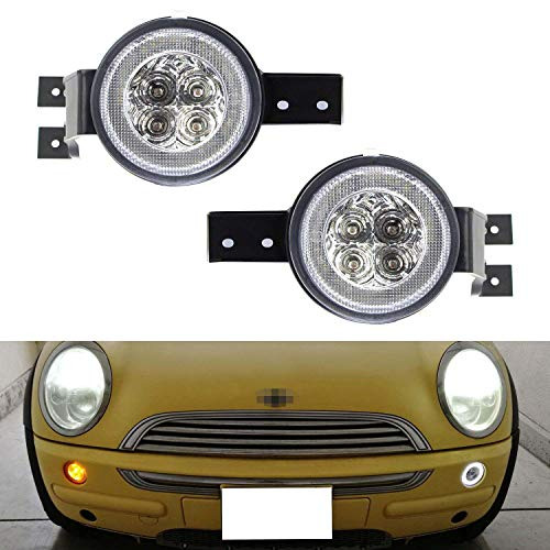 05 mini cooper fog lights - 2
