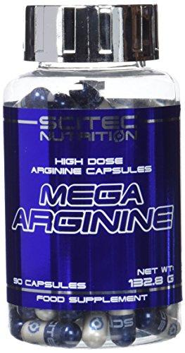 Scitec Nutrition L-Arginina - 90 Cápsulas