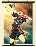 Volleyball Teenager Rollbild / Kakemono Aus Stoff Poster,