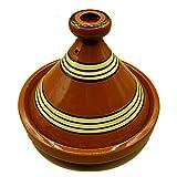 Arredamento Etnico Tajine Pentola Terracotta Piatto Marocchino 30cm 2001211010