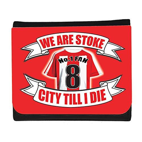 Stoke City Football Shirt Wallet Gift