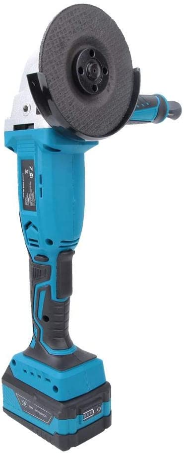 Electric 優先配送 Cordless Angle Grinder おしゃれ Handheld 18V Rechargeable