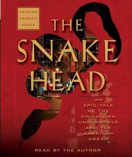 『The Snakehead』のカバーアート