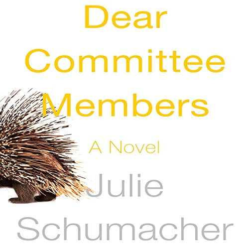 Dear Committee Members audiobook cover art