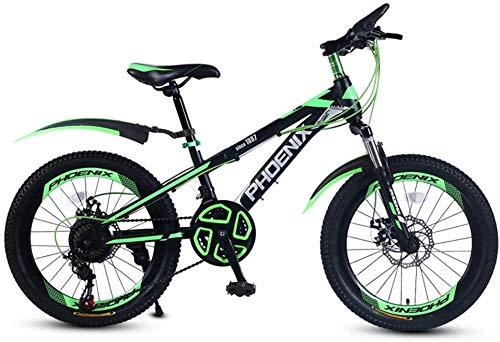 Bicicleta Niños Niños 20 pulgadas Niños y niñas Ciclismo
