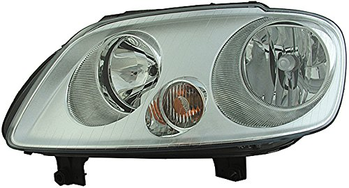 Hella halogeen koplamp VW CADDY Touran rechts.