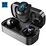 Wireless Earbuds - FIIL T1X TWS True Wireless Earbuds Cordless, in-Ear Bluetooth 5.0 Earphones, 1/4' Dynamic Driver HiFi Stereo, Noise-Cancelling, Sweatproof Wireless Headphones for iPhone & Android