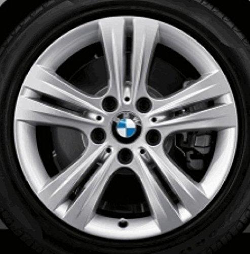Original BMW Alufelge 3er F30-F31 Doppelspeiche 392 in 17 Zoll