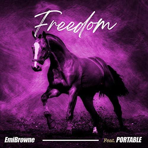 EmiBrowne feat. Portable