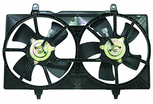 05 altima radiator fan motor - 9