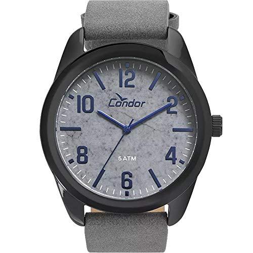 Relógio Condor Masculino Ref: Co2036ktw/2c Casual Black