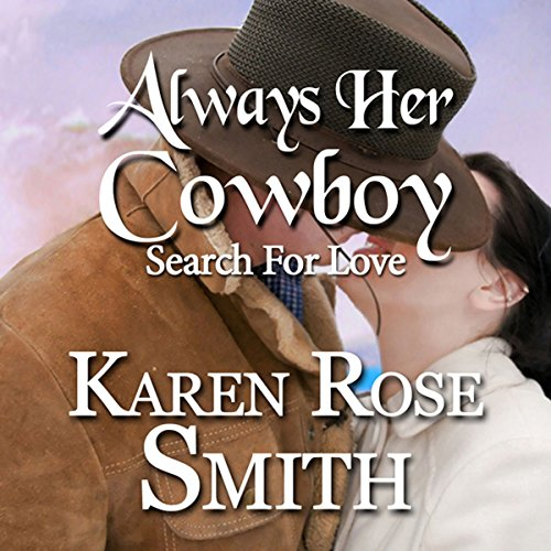 Always Her Cowboy audiobook cover art