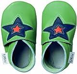 Bobux BB 4147 Green Astro Star Babyschuhe, Design Stern,...