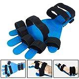 MESUCATN Finger Splint Fingerboard, Finger Training Board Separador de Dedos, Hand Wrist Training Or...