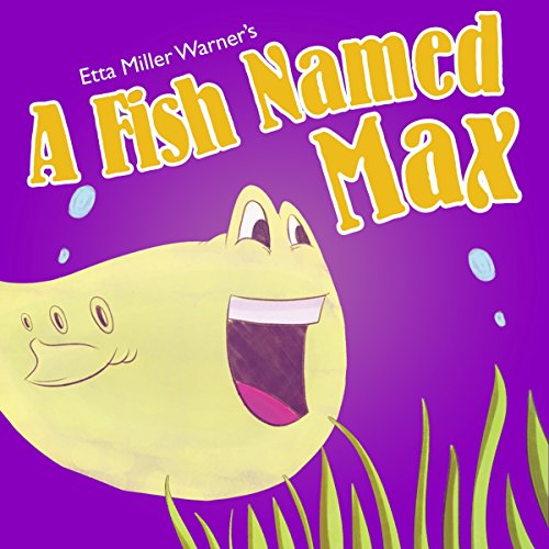 A Fish Named Max audiobook cover art