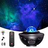 Star Projector,Galaxy Projector,Night Light Projector with LED Galaxy Ocean...